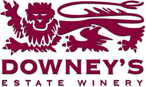 Downey Estate Winery in Caledon, Ontario, west of Toronto