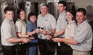 Downey's Estate  Winery is owned and operated by the Downey Family, Downey's Farm  Market, North of Brampton, Ontario
